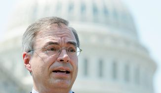 "Rep. Andy Harris says a new report has suggestions for the EPA ""to improve the transparency, quality and ultimate value of its [fracking] study."" (Associated Press)"