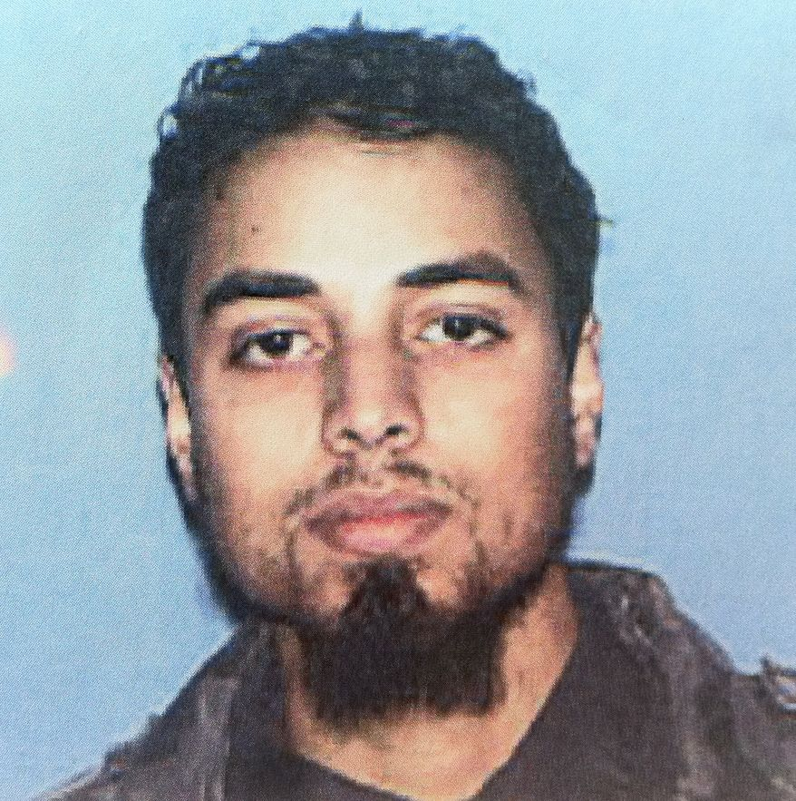 Rezwan Ferdaus of Ashland, Mass., is shown in an undated photo from his driver's license. (AP Photo/Courtesy of WBZ-TV, Boston)