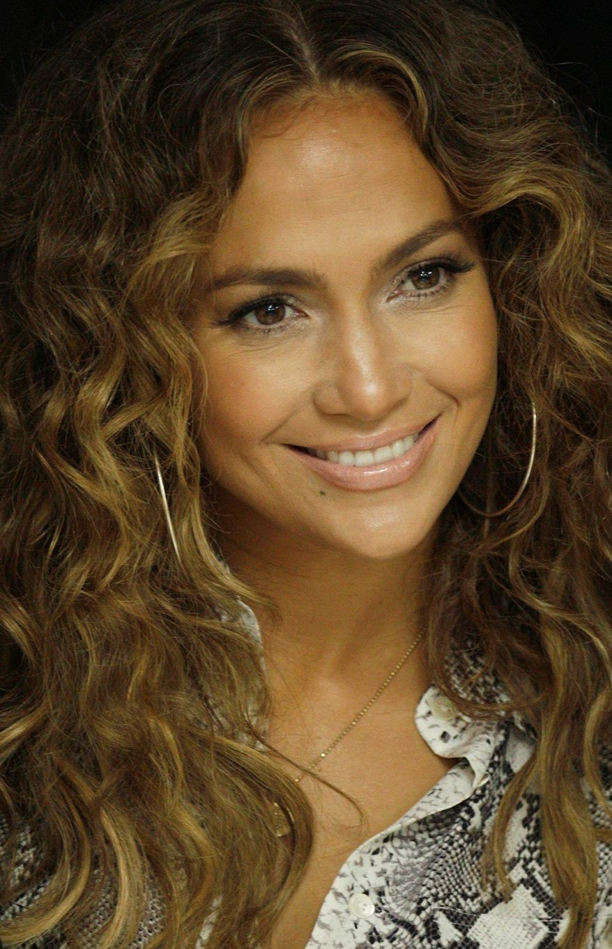 """Jennifer Lopez told """"Today"""" Show interviewer Natalie Morales on Thursday that she's considering leaving """"American Idol,"""" where she has been a judge for two seasons."""