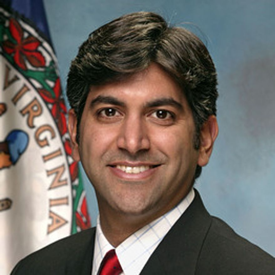Aneesh Chopra (Courtesy of the Commonwealth of Virginia)