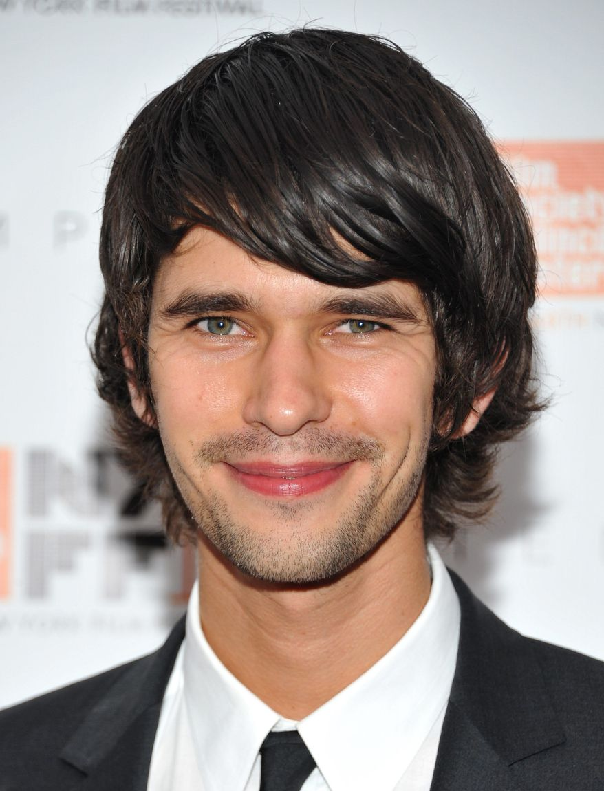 Ben Whishaw (AP photo)