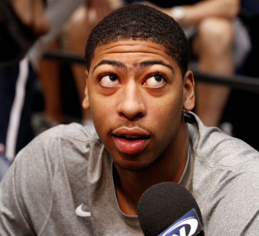 Anthony Davis, 19, the No. 1 overall pick, is set to compete in his first Olympics. NBA commissioner David Stern has hinted at instituting a 23-and-younger policy for future participation in the Games.