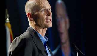 Florida Gov. Rick Scott (Associated Press)