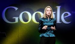 Marissa Mayer, one of the first executives hired at Google, is moving to lead Yahoo. She is the fifth top executive to lead the firm in the past five years. (Associated Press)