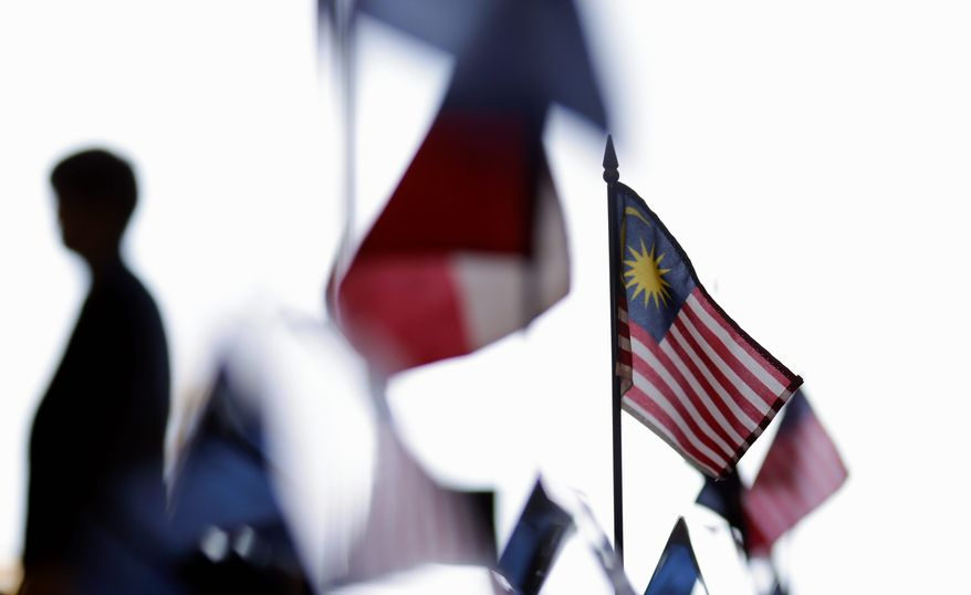 Malaysia was among the countries represented at the Trans-Pacific Partnership Free Trade Agreement talks this month in San Diego. If approved, the agreement would be a rare accomplishment on the trade front for President Obama. (Associated Press)