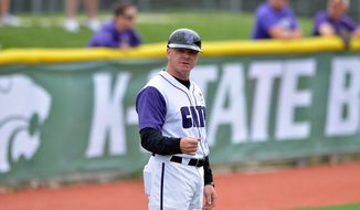 Former Kansas State assistant was named Maryland baseball head coach Wednesday. (Courtesy Kansas State)