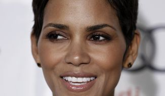 **FILE** Halle Berry (Associated Press)