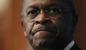 Herman Cain (Associated Press) **FILE**