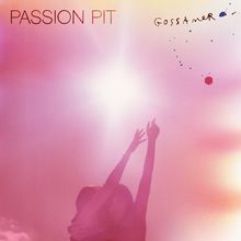 """This CD cover image released by Columbia Records shows the latest release by Passion Pit, """"Gossamer."""" (AP Photo/Columbia Records)"""