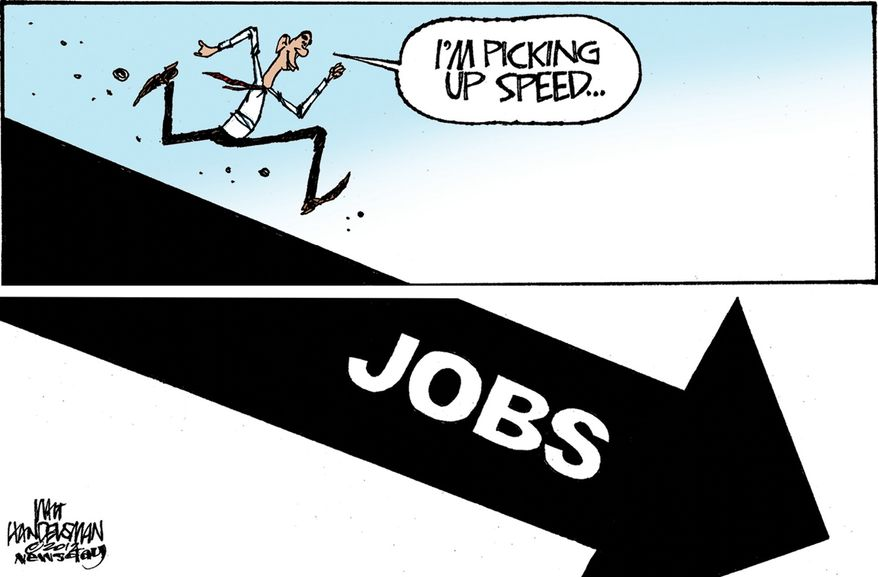 Illustration by Walt Handelsman for Newsday