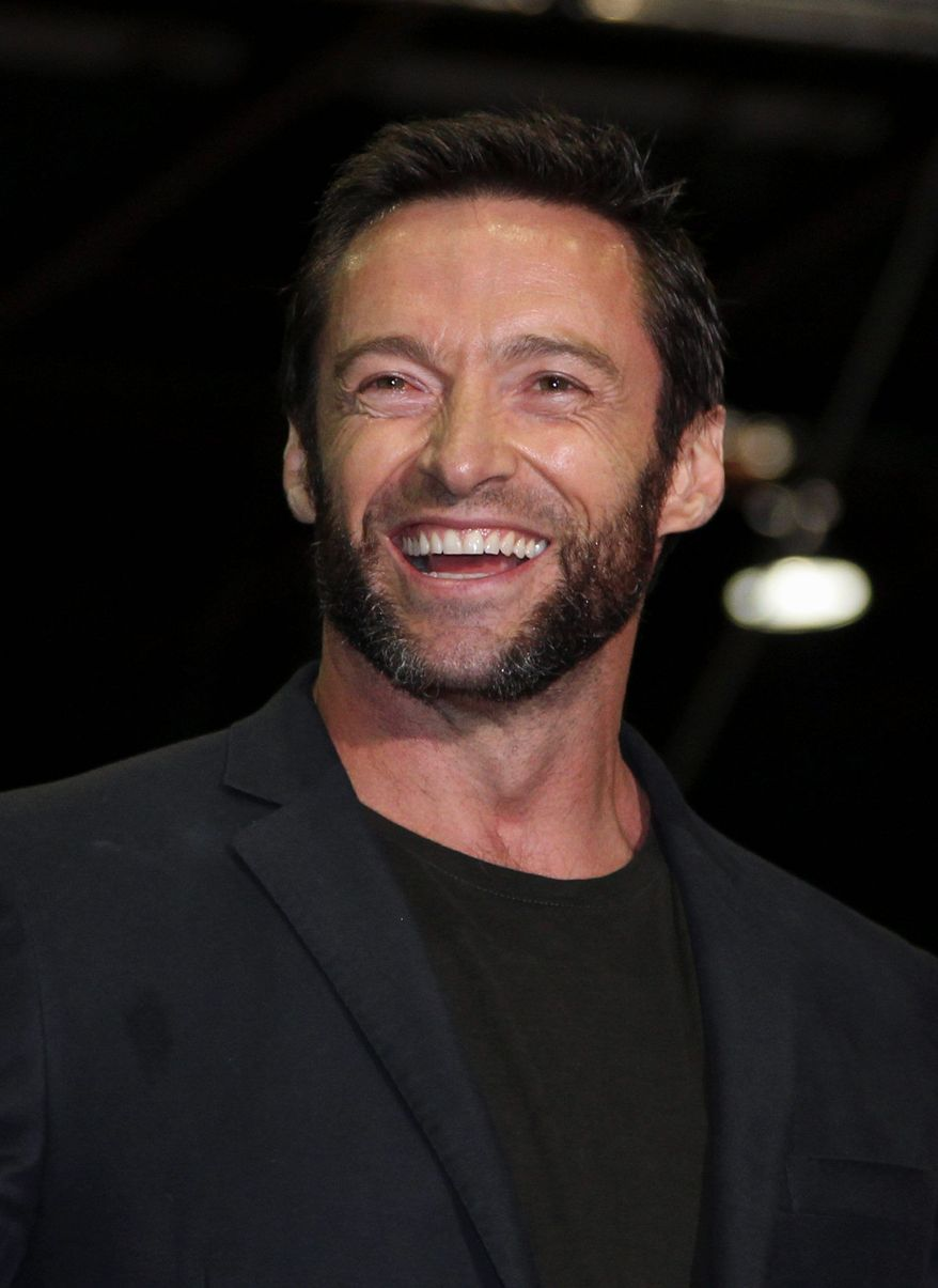 Hugh Jackman (AP photo)