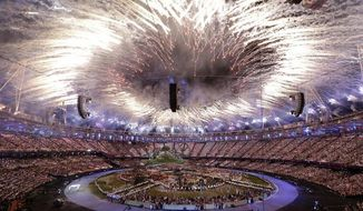 2012 London Olympics opening ceremony
