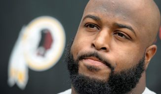Nose tackle Barry Cofield said his proudest achievement in his first year with the Redskins was helping teammate London Fletcher reach the Pro Bowl. Fletcher led the NFL with 166 tackles. (Associated Press)