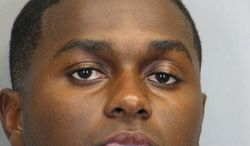 Carlton Parker. Photo from the Fairfax police department.