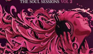 "Album cover for Joss Stone ""The Soul Sessions, Vol. 2"""