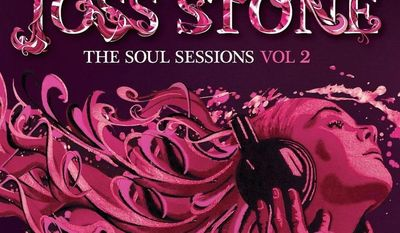 """Album cover for Joss Stone """"The Soul Sessions, Vol. 2"""""""