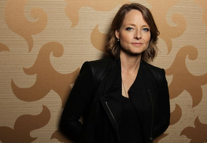**FILE** Actress Jodie Foster attends Comic-Con in San Diego on July 13, 2012. (Matt Sayles/Invision/Associated Press)