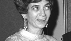**FILE** NBC critic Judith Crist attends the Front Page Awards presented by the Newspaper Women's Club of New York in New York on Oct. 20, 1967. (Associated Press)