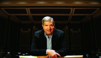 "**FILE** This undated file image originally provided by Columbia Artists Management Inc. LLC shows Marvin Hamlisch, a conductor and award-winning composer best known for the torch song ""The Way We Were."" (Associated Press/Columbia Artists Management Inc. LLC)"
