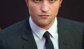 Robert Pattinson (Associated Press)