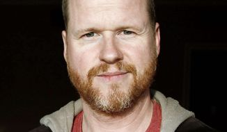 Joss Whedon (AP photo)