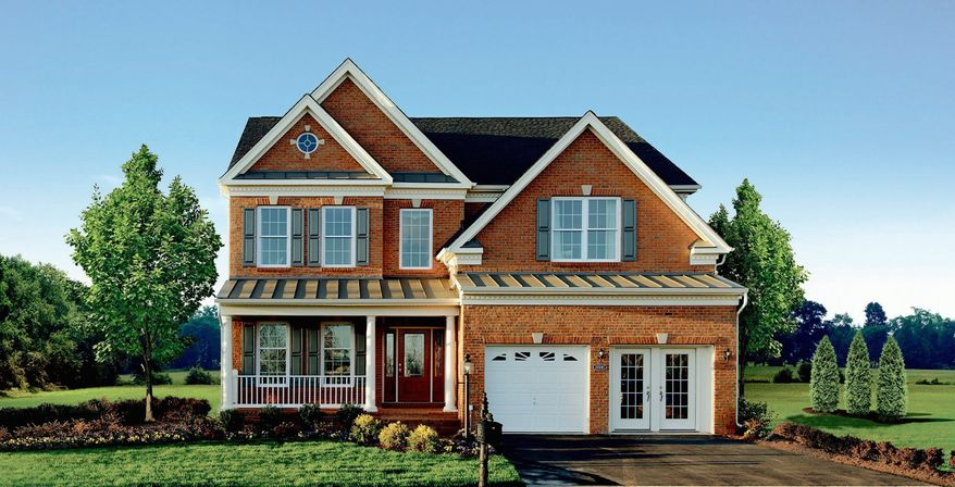 Toll Bros. is building 313 single-family homes at the Glen at Loudoun Valley in Ashburn. The four-bedroom Woodstock model, which has 3,170 square feet, is priced from $603,995. Homeowner association fees are $92 per month.
