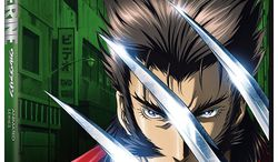Wolverine Anime is now out on DVD.