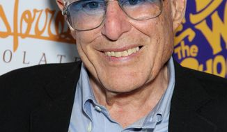 "**FILE** Mel Stuart, director of the 1971 film ""Willy Wonka & the Chocolate Factory,"" attends a Oct. 18, 2011, event promoting the 40th anniversary of the popular children's film and the Warner Home Video Ultimate Collector's Edition Blu-ray and DVD launch in New York. (Associated Press/StarPix)"