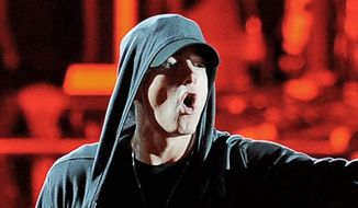 Eminem (Associated Press)