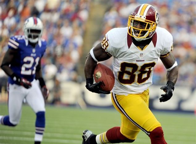 Pierre Garcon/Associated Press