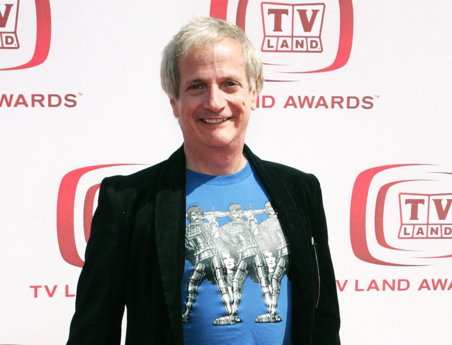 """Actor Ron Palillo, who appeared on the 1970s sitcom """"Welcome Back, Kotter,"""" attends the TV Land Awards in Santa Monica, Calif., in 2008. (AP Photo/Mark Mainz)"""