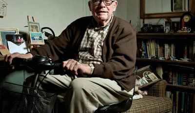Associated press  William Miller, 88, relaxes at his home in La Habra, Calif., in 2008. Mr. Miller is among 1,800 people spread across 25 states who lost roughly $190 million in a scam that took money from new investors to pay off people who had pumped in cash earlier. Unbeknownst to Mr. Miller and other investors, most of whom were senior citizens, their money was being used to support a Ponzi scheme.