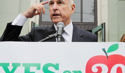 Jerry Brown (Associated Press)