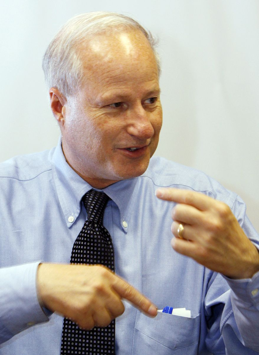 Rep. Mike Coffman, Colorado Republican (AP Photo/Ed Andrieski)