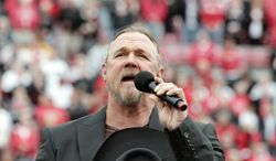Country singer Trace Adkins (Associated Press)