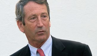 **FILE** Former South Carolina Gov. Mark Sanford (Associated Press)