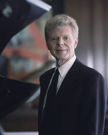 Pianist Van Cliburn, 78, has been diagnosed with advanced bone cancer. He won the first International Tchaikovsky Competition in Moscow at age 23. (Associated Press)