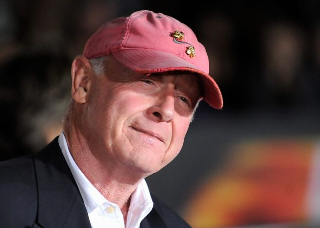 The family of the late director Tony Scott has established a scholarship through the American Film Institute to benefit aspiring directors. (Associated Press)