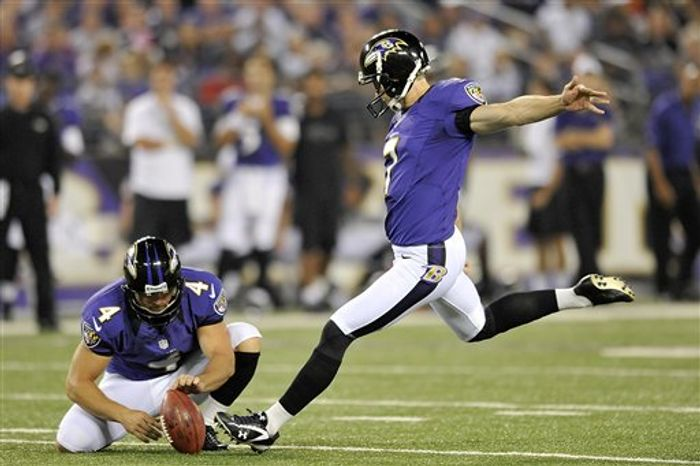 Billy Cundiff (Associated Press)