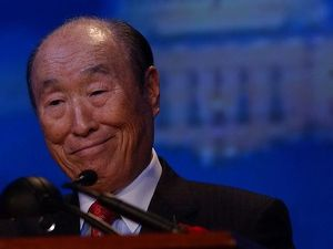 The life of the Rev. Sun Myung Moon
