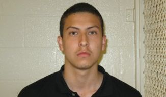 Christian Ariel Romero. Photo from Montgomery County Police.