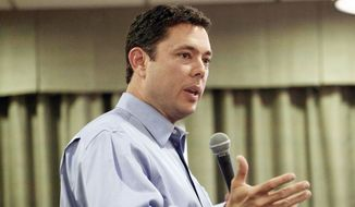 **FILE** Rep. Jason Chaffetz, Utah Republican (Associated Press)