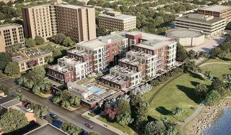 EYA is building 60 condominium homes at the Oronoco in Alexandria. The homes have approximately 1,549 to 3,511 finished square feet, with base prices from $945,000 to $3,995,000.