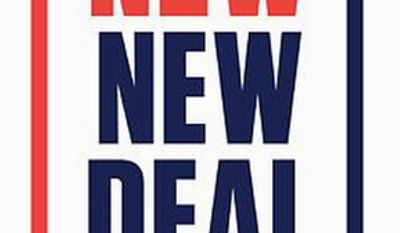 "Book cover ""The New New Deal†by Michael Grunwald."