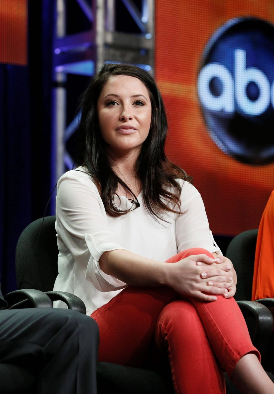 Bristol Palin (AP photo)
