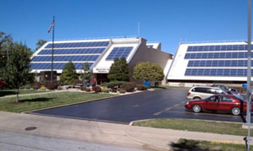 The Senator Paul Simon Federal Building in Carbondale, Ill. (energystar.gov)