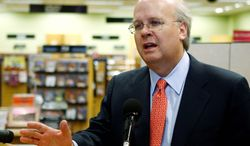 **FILE** Karl Rove (Associated Press)
