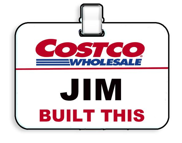 Illustration Costco Jim by John Camejo for The Washington Times