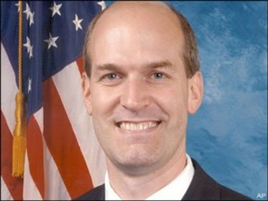 """""""These [state] laws are designed in my view to intimidate and prevent U.S. citizens from casting legitimate ballots."""" - Rep. Rick Larsen, Washington Democrat. (Associated Press)"""