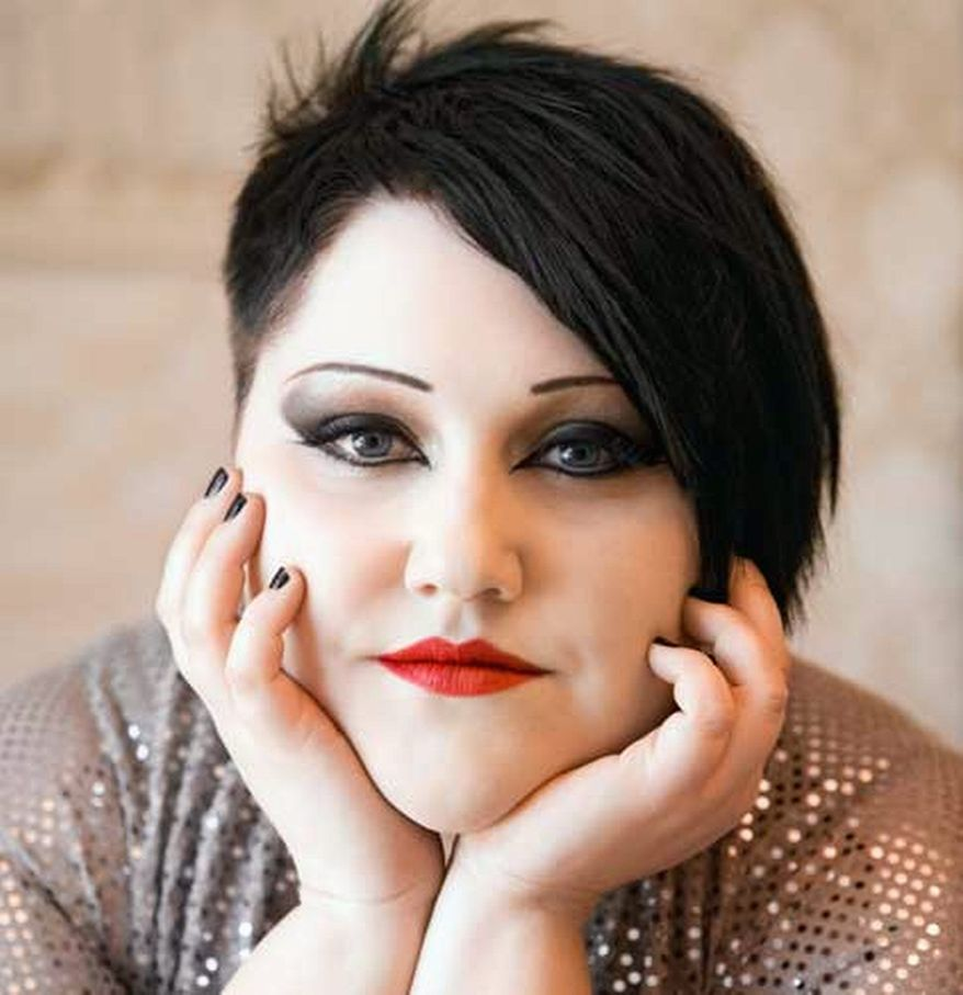 The Gossip is helmed by one Beth Ditto, a gal with a voice that can punch a hole in your chest. They will be at the 9:30 Club on Sept. 24.